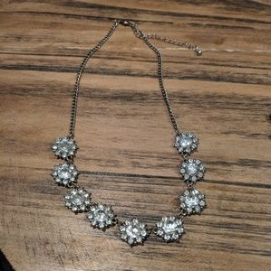 Ornate Rhinestone necklace